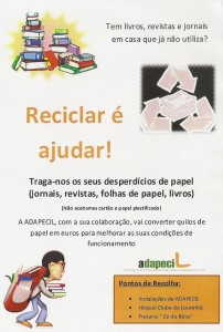 campanha papel