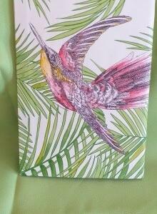 Caderno decorado - CADERN 3
