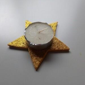 Vela base estrela - VBE