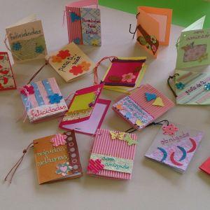 Cartões decorados