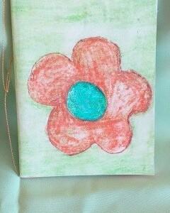 Caderno decorado - CADERN 4