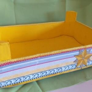 Caixa de madeira decorada - CXDEC 5