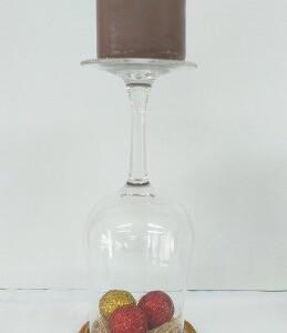 Castiçal copo ovos.ninho - CASTOVO 2
