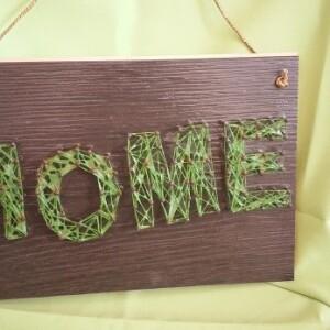 Placa 3D HOME - 3DHOME